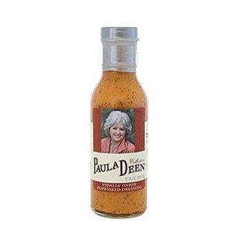 Paula Dean Paula Deen 12-oz. Vidalia Onion Poppyseed Dressing.