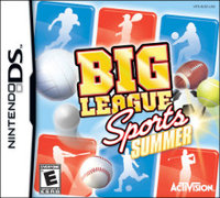 Activision Big League Sports: Summer