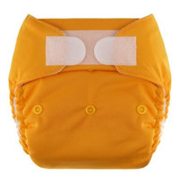Blueberry Deluxe Hook/Loop Diaper, Kiwi (Discontinued by Manufacturer)