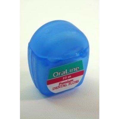 Oraline Dental Floss-Plain (pack Of 72)
