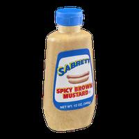 Sabrett Spicy Brown Mustard