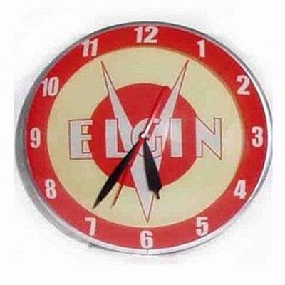 American Retro, LLC Double Bubble Elgin Clock