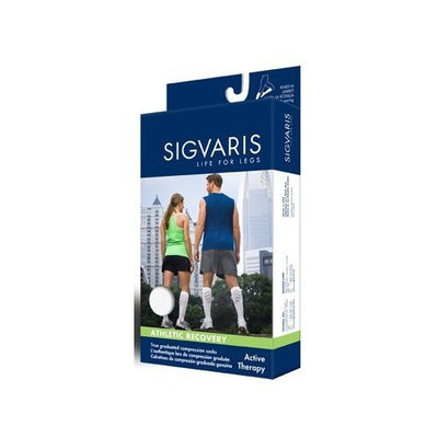 Sigvaris Women's Active Therapy- Athletic Recovery, C, Black