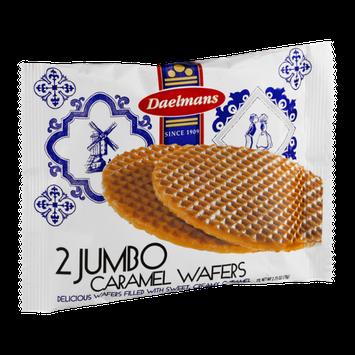 Daelmans Jumbo Caramel Wafers - 2 CT
