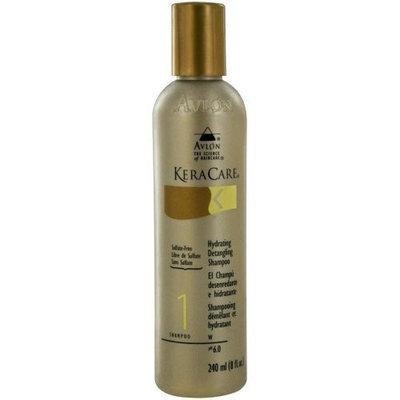 AVLON Keracare Hydrating Detangling Unisex Shampoo, 8 Ounce