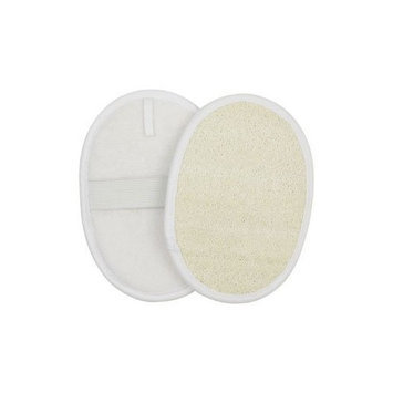 Swissco Loofah & Terry Pad With Strap (Pack of 3)