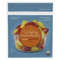 Simply Balanced Organic Mixed Tropical Frozen Fruit