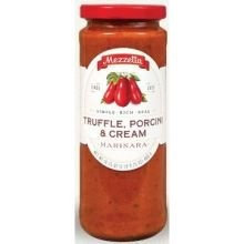 Mezzetta 16.25 oz. Marinara - Truffle Porcini & Cream Sauce Case Of 6