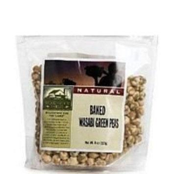 Woodstock Farms Natural Wasabi Green Peas ( 1x22lb)