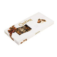 Guylian Seashell Window Brown Ribbon Gift Box, 17.63-Ounce Boxes