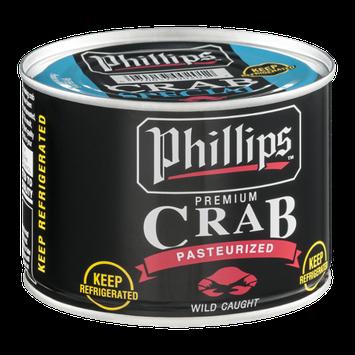 Phillips Premium Wild Caught Crab