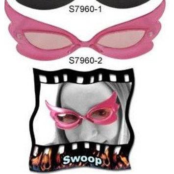 Elope Swoop Pink Cat Eye Glasses