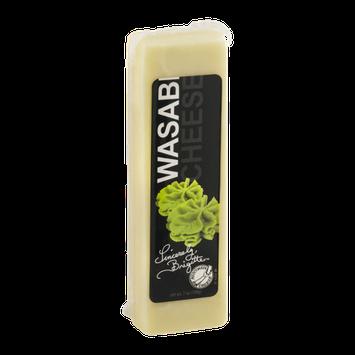 Sincerely, Brigitte Wasabi Cheese