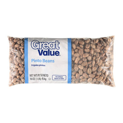 Great Value : Pinto Beans
