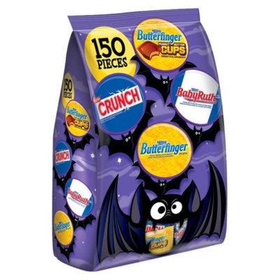 Nestlé U.S.A. Nestlé Assorted Chocolate Bag Butterfinger, Crunch and Baby Ruth 150