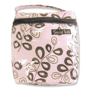 Trend Lab Zahara Zebra Print Bottle Bag