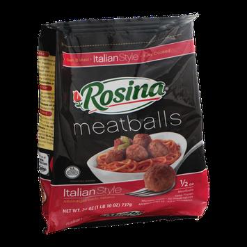 Rosina Meatballs Italian Style
