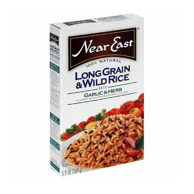Near East Long Grain & Wild Rice Mix Garlic & Herb