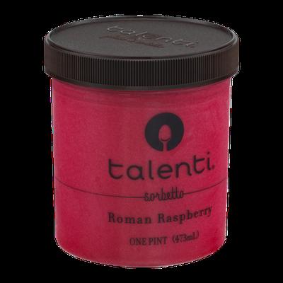 Talenti Roman Raspberry Sorbetto
