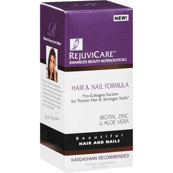 RejuviCare Hair & Nail Formula Dietary Supplement