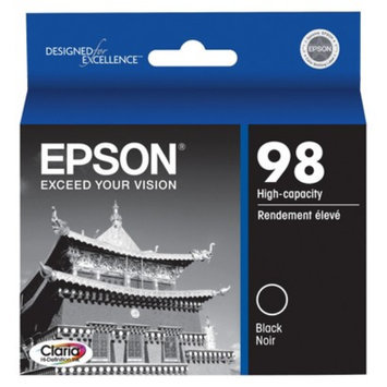 Epson 98 High-capacity Black Ink Cartridge