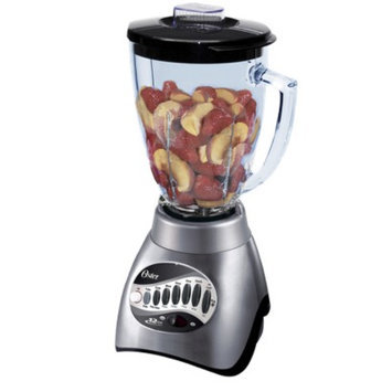 Oster 12-Speed Blender - Brushed Nickel