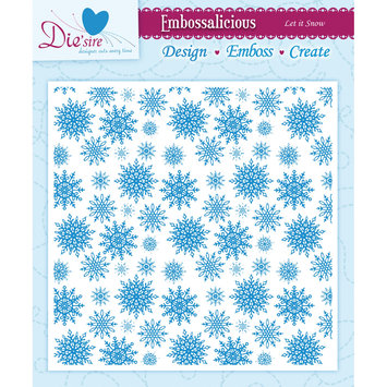 Crafters Companion Embossalicious Embossing Folders 6