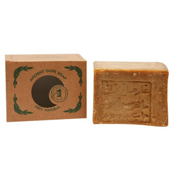 Ancient Olive Natural Olive Oil & Laurel Oil Bar Soap 12% Laurel, Natural, 7 oz