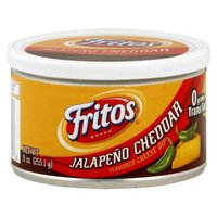 Fritos Jalapeno Cheddar Flavored Cheese Dip 9 oz