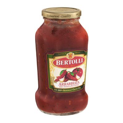 Bertolli® Arrabbiata Spice Tomato and Red Pepper
