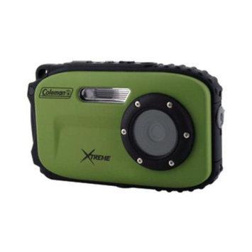 Coleman COLEMAN C5WP-G 12.0 Megapixel Xtreme Underwater Digital Camera (Green.