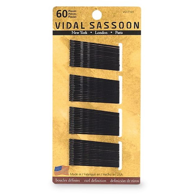 Vidal Sassoon Bobbi Pins