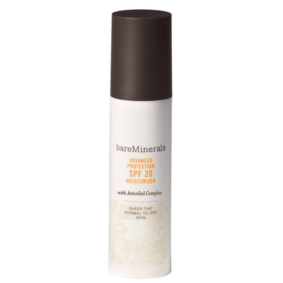 bareMinerals Advanced Protection SPF 20 Moisturizer For Normal To Dry Skin