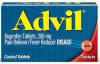 Advil® Tablets 200mg