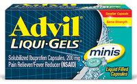 Advil® Liqui-Gels® Minis