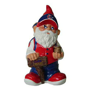 Forever Collectibles Gnome Bank- Cubs - School Supplies