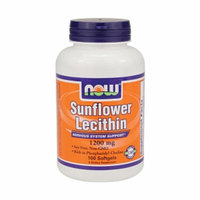 NOW Foods Sunflower Lecithin Soy-Free Non-GMO