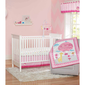 Child of Mine by Carter's Love is in the Air 3-Piece Crib Bedding Set