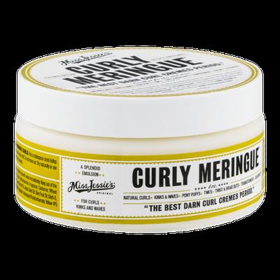 Miss Jessie's Curly Meringue