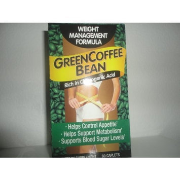 Windmill Health Weight Management Formula GREEN COFFEE BEAN (60 Caplets) Rich in Chlorogenic Acid; NEW YEAR...NEW BODY, NATURALLY!