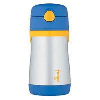 Foogo Vacuum Insulated Leak-Proof Straw Bottle