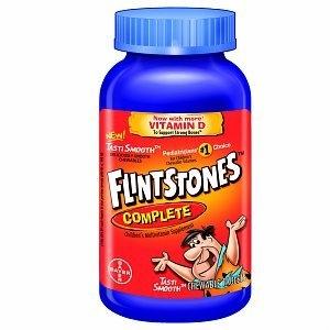 Flintstones Children's Complete Multivitamin