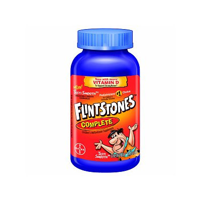 Flintstones Children's Complete Multivitamin