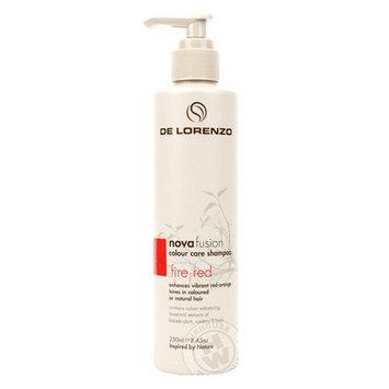 De Lorenzo Novafusion Color Care Shampoo, 8.45 oz - Fire Red