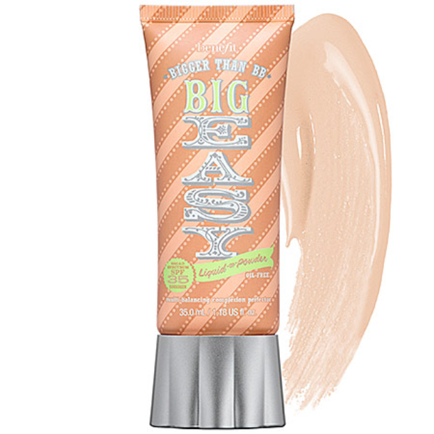 Benefit Cosmetics The Big Easy Liquid To Powder SPF 35 Foundation