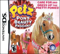 UbiSoft Petz Pony Beauty Pageant