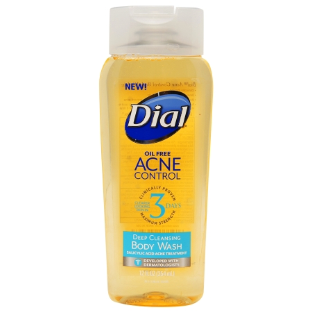 Dial Acne Control Body Wash, 12 fl oz