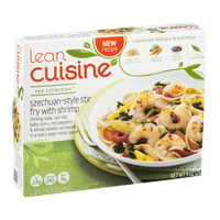Lean Cuisine Spa Collection Szechuan-Style Stir Fry with Shrimp
