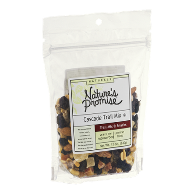 Nature's Promise Naturals Cascade Trail Mix Snack