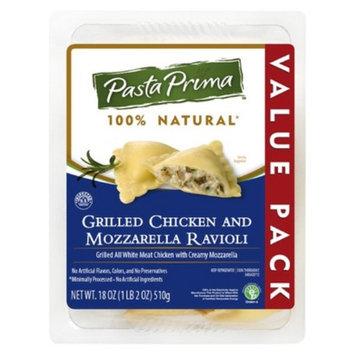 Pasta Prima Grilled Chicken and Mozzarella Ravioli 18 oz